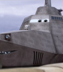 Combat Ship