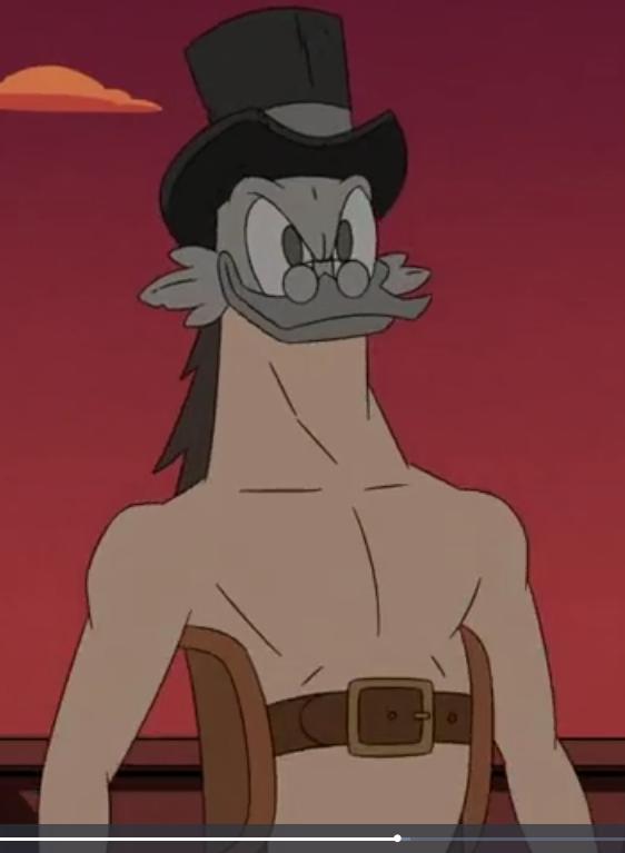 Manny the Headless Man-Horse