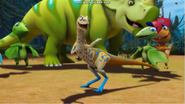 Dinosaur Train Fabrosaurus