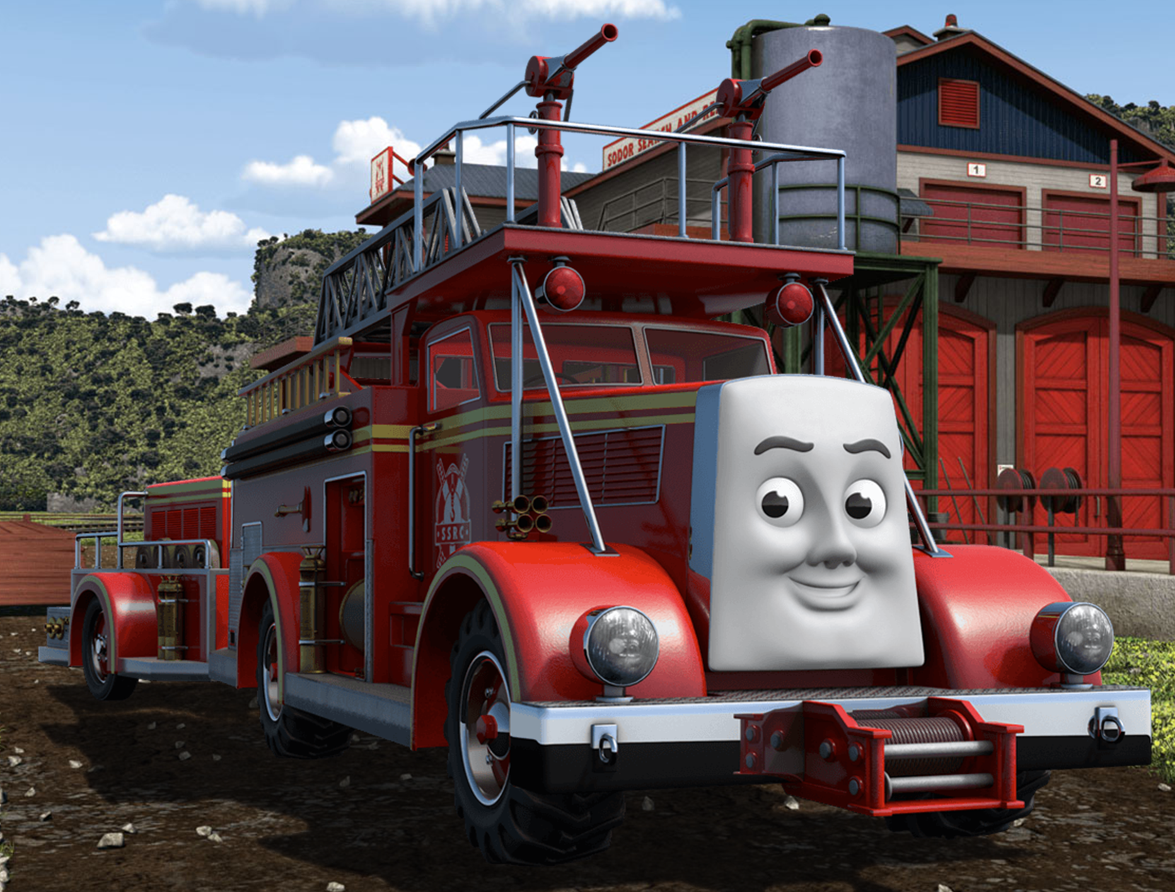 Flynn (Thomas and Friends)