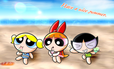 Have a Nice Summer Blossom, Bubbles and Buttercup