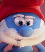 Papa Smurf in Smurfs The Lost Village-0