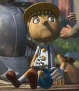 Pinocchio in Shrek