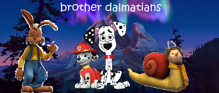 Brother Dalmatians
