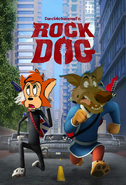 Rock Dog (Davidchannel's Version) Poster