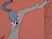 Simpsons Lemur