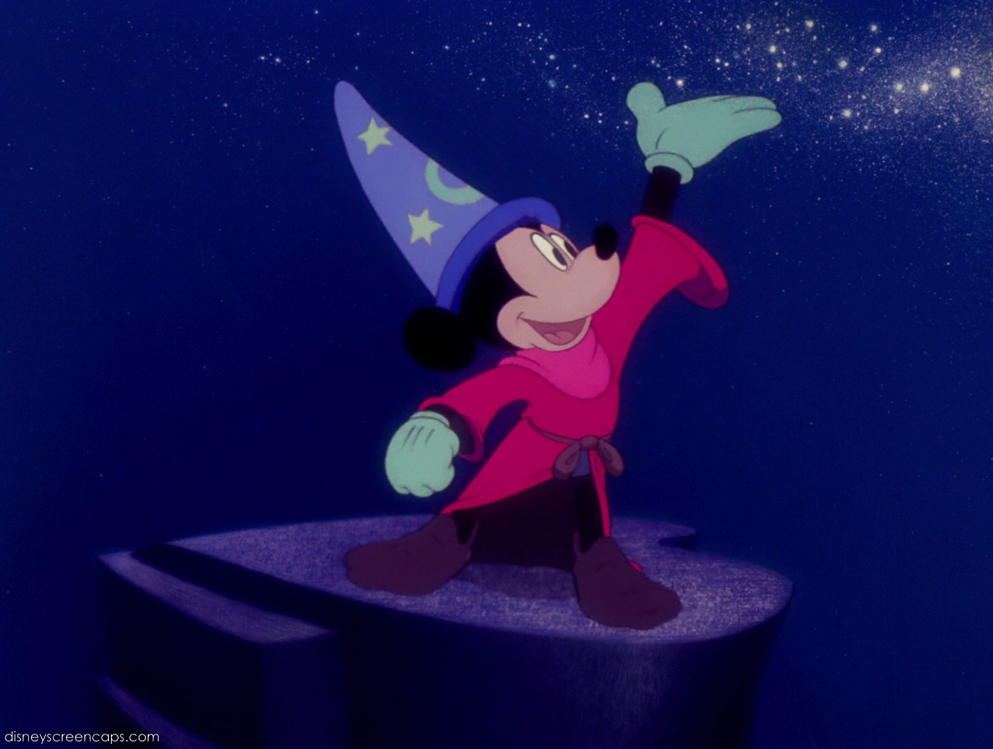 An Adventure in Make Believe (Mickey and Friends)