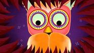 Why Owl's Head Turns All the Way Around