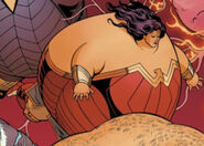 Wonder Woman (Inflated Balloon)