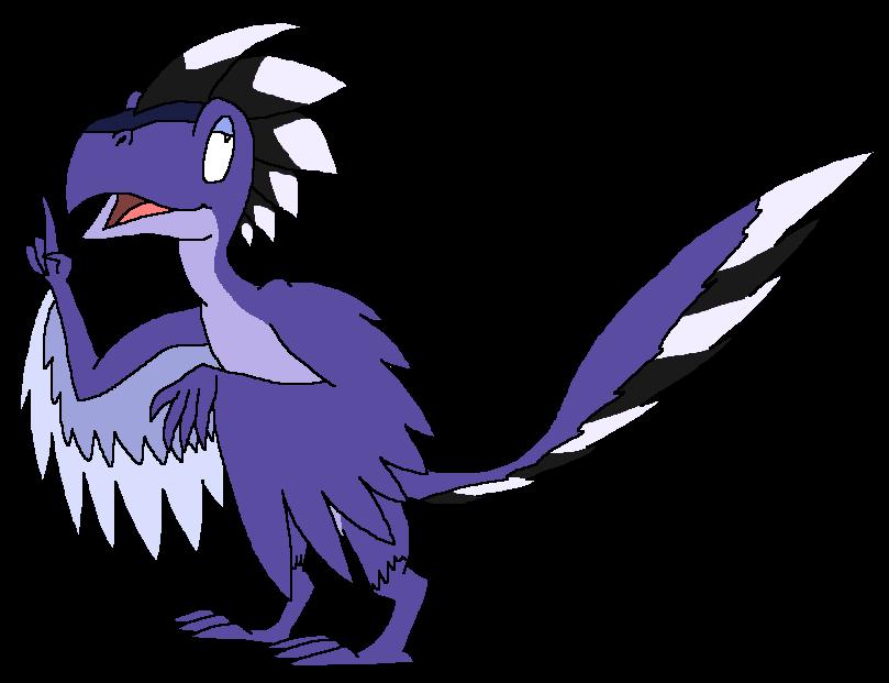 Zander (The Tarbosaurus King)