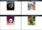 (Family) Mr. Burnish, Rosalina, Mario and Meta Knight