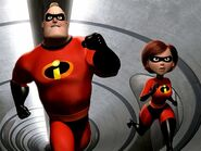 Bob and Helen Parr