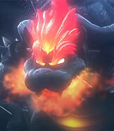 Bowser in Super Mario 3D World + Bowser's Fury (2021)