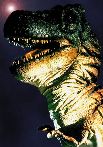 Tyrannosaurus (Carnosaur)