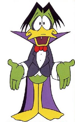 Count Duckula Home Video