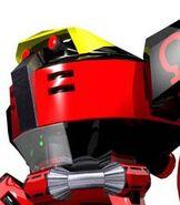 E-123 Omega in Sonic Heroes