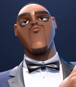 Lance Sterling in Spies in Disguise (Movie)