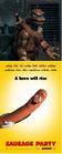 Leonardo (2007) Hates Sausage Party (2016)