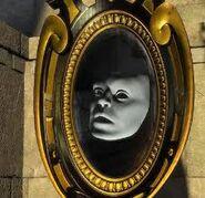 Magic Mirror as the Slave in the Magic Mirror