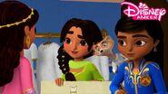 Mira, Mikku, Priya, and Meena
