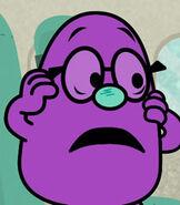 Mr Nervous