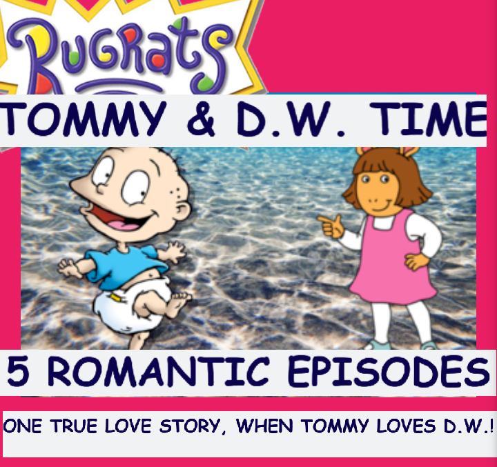 Rugrats: Tommy and D.W. Time! (VHS)