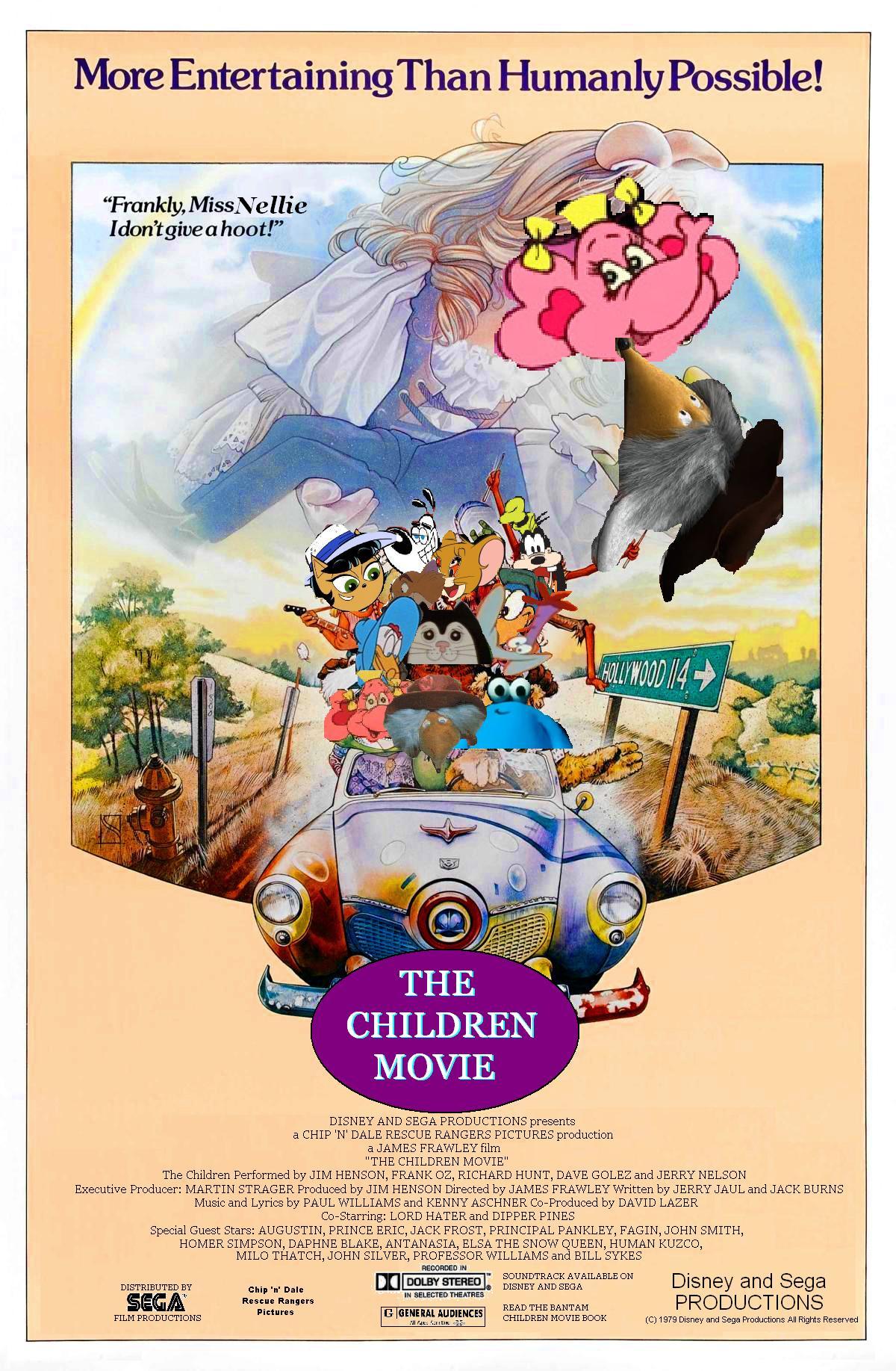 The Children Movie (The Muppet Movie)