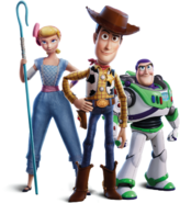 Toystory characters