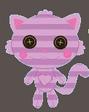 Wacky Hatter's Pet Cat