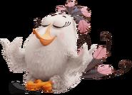 Angry Birds Movie Matilda Transparent