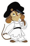 Fievel Mousekewitz as Guy-Am-I