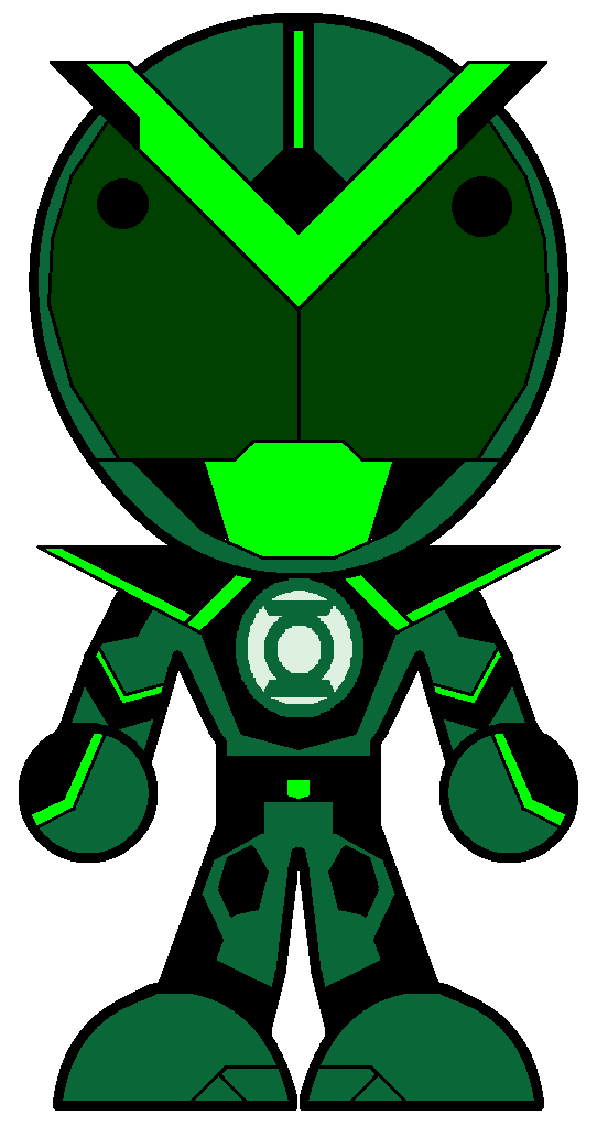 Buzz Stewart/Green Rider