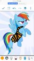 Rainbow Dashzan