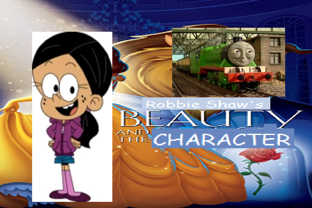Beauty and the Character (Robbie Shaw's Style)