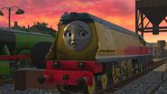 Shocked Rebecca by ThomasFan2002