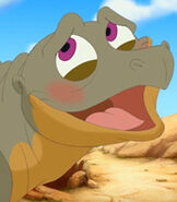 Spike in The Land Before Time 14 Journey of the Brave-0