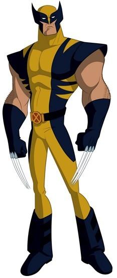 """James """"Logan"""" Howlett/Wolverine"""