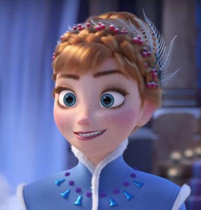 Anna's Night Before Christmas