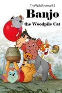 Banjo the Woodpile Cat (2011) Poster