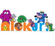 Barney, Dora and Friends on Nick Jr.