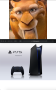 Diego Likes Ps5
