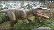 Dinosaurs Alive! Albertosaurus