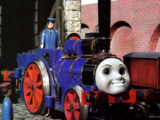 Fergus the Traction Engine