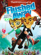 Flushed Away (TheWildAnimal13 Animal Style) Poster