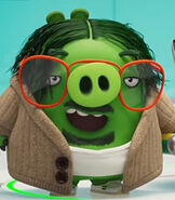 Gary the Pig in The Angry Birds Movie 2 (2019)