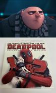 Gru Hates Deadpool 1 and 2