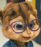 Jeanette Miller in Alvin and The Chipmunks The Squeakquel