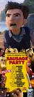Jin Hates Sausage Party