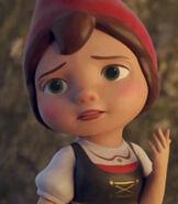 Juliet in Sherlock Gnomes