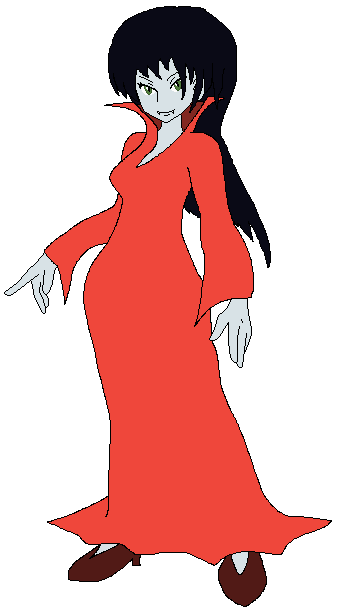 Mother Vampiress (The Monster Clubhouse)